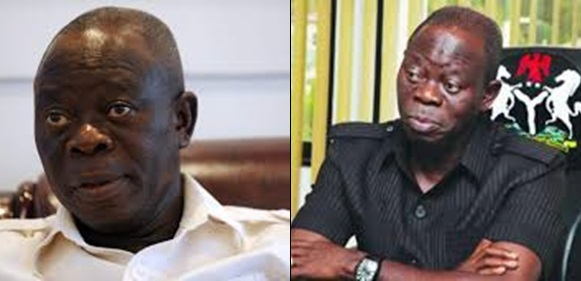Oshiomhole Reportedly Flees To USA After Being Interrogated By DSS In Abuja