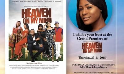 Alex Unusual to be a host at 'Grand Premiere of Heaven On My Mind'