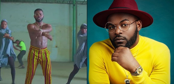 """Singer Falz Sues NBC For Banning His Song """"This Is Nigeria"""""""
