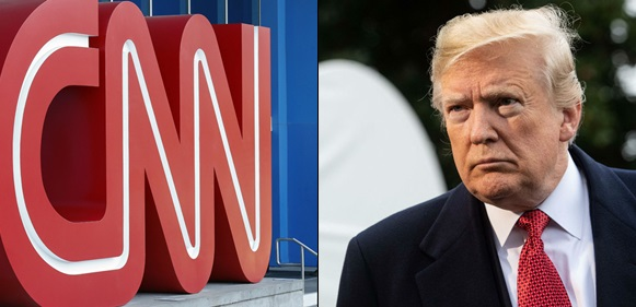 CNN Sues Trump And His Aides For Barring Correspondent From White House