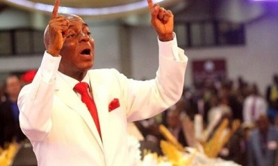 This is the worst government, a government with no direction...their days are numbered - Bishop Oyedepo fires hot