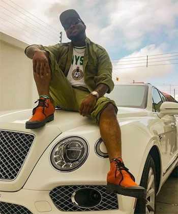 Read why NYSC cancelled Davido's service