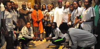 Dangote, Rabiu Dish Out Millions Of Naira To Super Falcons For Winning The African Women Nations Cup Trophy