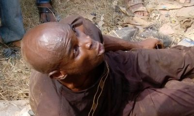 Man goes mad after 14 days dry fasting and praying