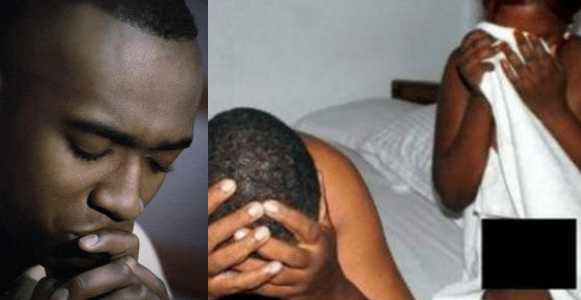 Nigerian man narrates how he caught his wife in bed with another man
