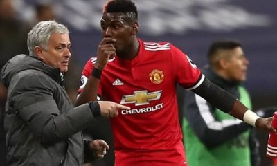 """Mourinho calls Pogba """"a virus"""" in front of Manchester United squad"""