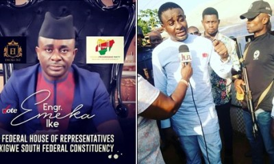 Politics Can Never Affect My Acting Career –Emeka Ike
