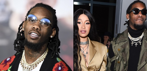 Offset Finally Reveals Why He Went Public With His Apology To His Estranged Wife Cardi B.