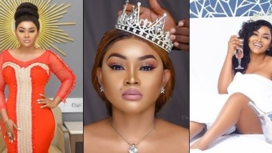 Actress Mercy Aigbe Releases Stunning Royalty-Themed Photos And Video To Celebrate Her 41st Birthday Today