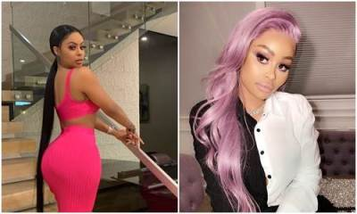 Love & Hip Hop star Alexis Skyy claims Blac Chyna threw a drink at her and tried to fight her at a party