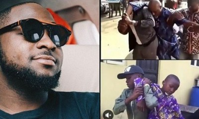 Davido To Give Ikorodu Bois N1M For Perfectly Mimicking Senator Dino Melaye