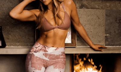 See the Jennifer Lopez's hot photo that drew comment from her ex Diddy before her current boyfriend Alex Rodriguez weighed in