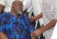 Senator Dino Melaye denies been part of those that booed Buhari