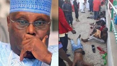 PDP's Campaign Ground Thrown Into Sadness As 9 Supporters Slump At Atiku's Kano Rally