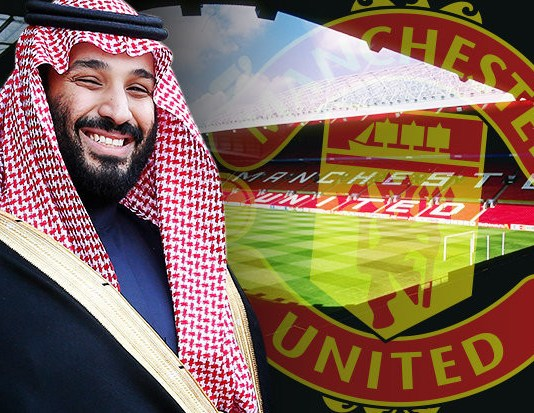 Manchester United 'receive whopping £3.8BN takeover bid' from Saudi Crown Prince