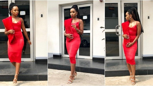 BamBam goes on red looking so hot (Photos)