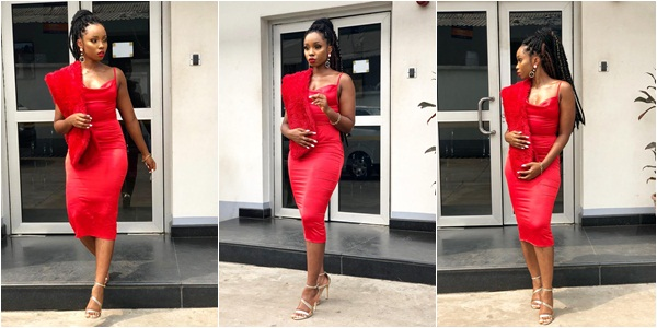BamBam goes on red looking so hot, BamBam goes on red looking so hot (Photos)