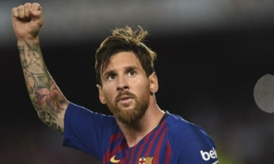 Barcelona prepares for Lionel Messi's departure