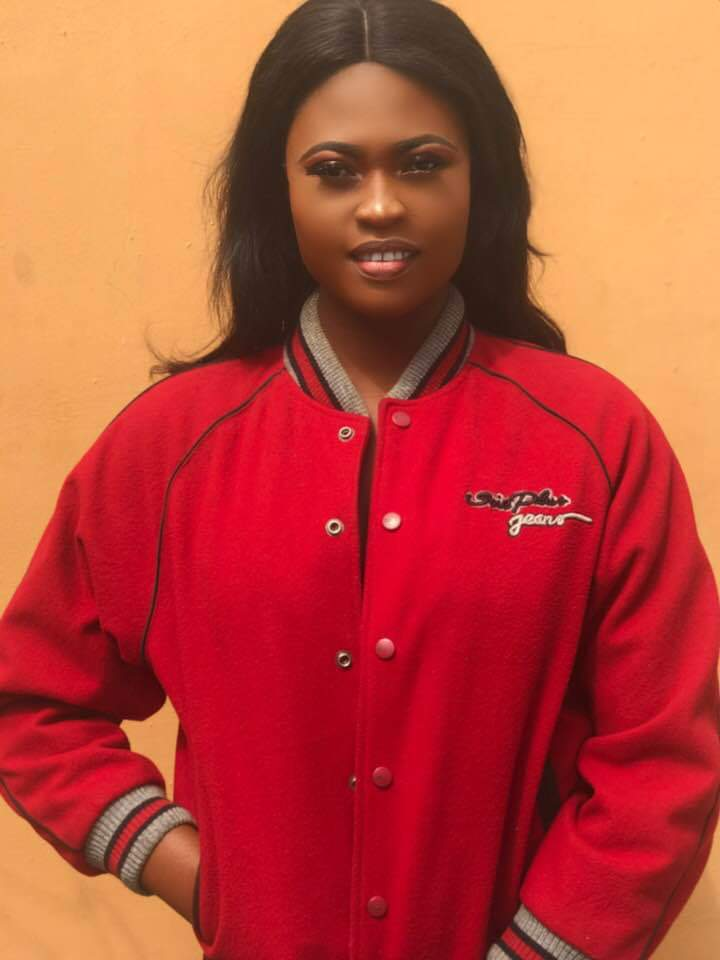 Former Miss Bayelsa Beauty Queen, Freda Fred shares adorable photos.