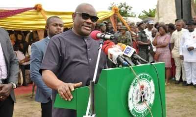 COVID-19: Governor Wike relaxes lockdown in Rivers State, permits Christians to celebrate Easter with full congregation