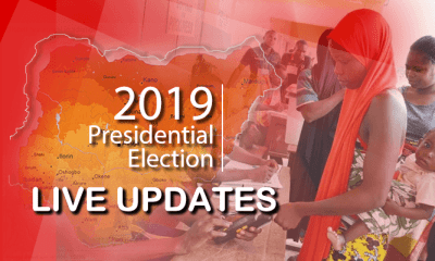 Nigeria Decides: Live 2019 presidential election results so far