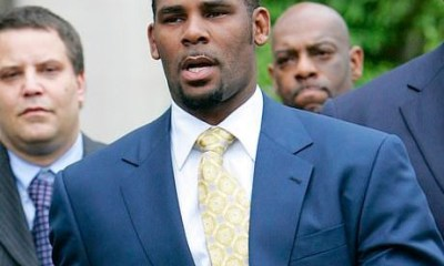 R Kelly charged with 10 counts of aggravated criminal sexual abuse involving underage girls in Chicago