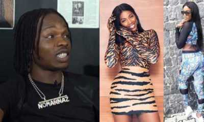 'Tiwa Savage is not s*xually attractive' – Naira Marley says (video)