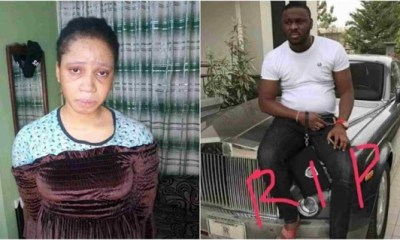 He Used My Pant For Rituals - Undergraduate Explains Why She Killed Her Boyfriend