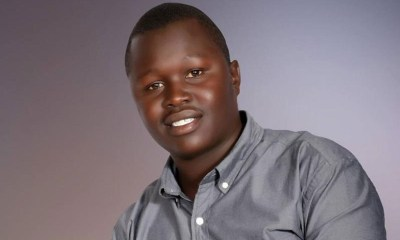 Broke Kenyan man puts up one of his testicles for sale; Says he's tired of living in poverty