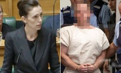 New Zealand PM Jacinda Ardern vows never to utter Christchurch terrorist's name