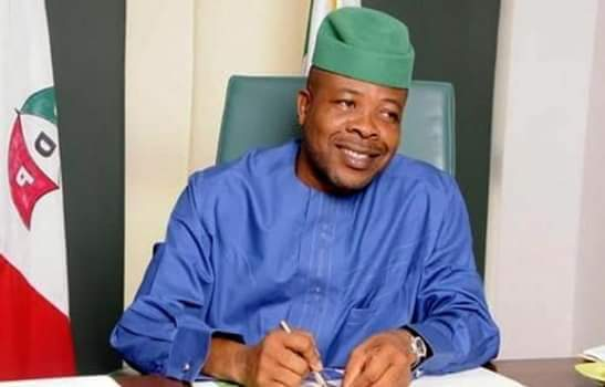 Breaking: INEC declares Emeka Ihedioha winner of Imo governorship election