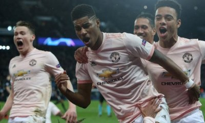 Champions League: United's history boys topple PSG