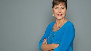 Joyce Meyer Devotional for Tuesday 12th May 2021