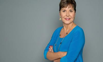 Joyce Meyer Daily Devotional for Monday 22nd February 2021