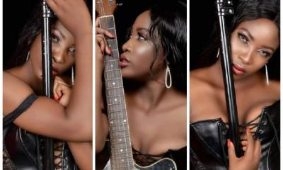 Miss Nollywood Beauty Queen pantless photoshoot spike the internet (Photos)