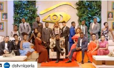 Throwback: Watch The short clip video of your favourite BBNaija housemates
