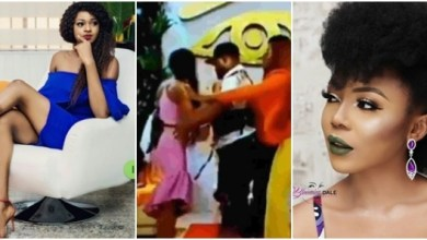 Watch moment Ifu and Ahneeka almost beat each other at Reunion (Video)