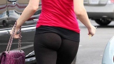 """""""Think of our sons"""" - Mom with 4 sons pleads with women to stop wearing leggings"""