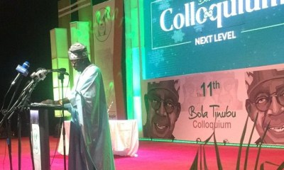 Stop your proposed increase in VAT- Bola Tinubu tells FG