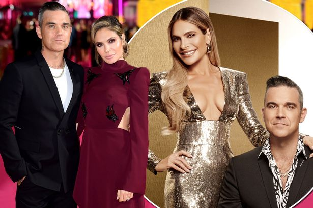 Robbie Williams and Ayda Field quit X Factor now panel 'could be cut to three'