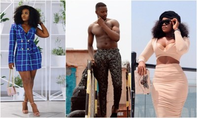 BBNaija star Cee-c finally shuts down dating rumors with Leo