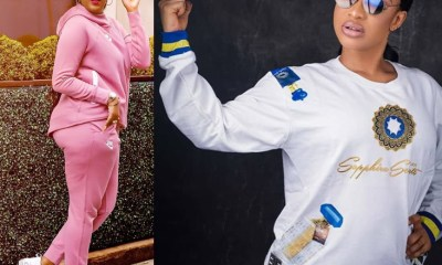 Juliet Ibrahim fires back at Tonto Dikeh after she called her out