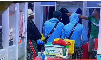 BBNaija 2019: What Seyi, Omashola, Others did after Tacha's exit (Video)
