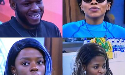 BBNaija 2019: Housemates up for this week eviction