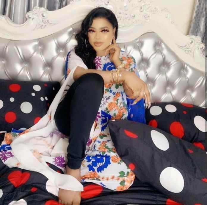 """That Lexus car key is Firman generator remote""- Bobrisky's followers attack her over deceit"