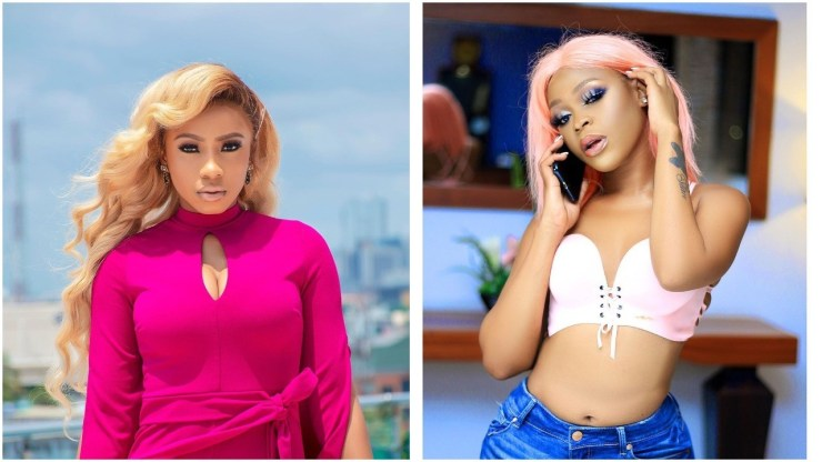BBNaija's Mercy called out by Ike's ex-lover on Instagram (watch video)