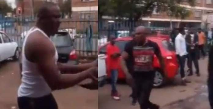 Nigerian man allegedly kills his relative during a brawl over failed business transaction (video)