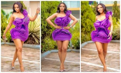 """Classy and fabulous"" – Mercy Eke says as she shares stunning photos"