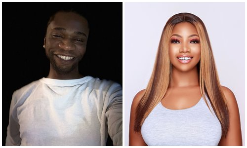 """""""Since yesterday I have been looking for a good hacker to hack Tacha's IG account"""", Speed Darlington laments (Video)"""
