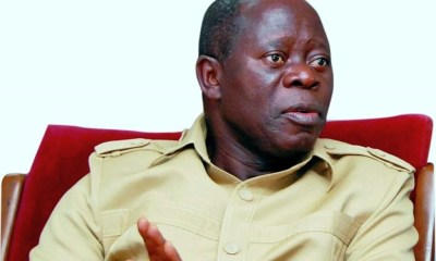 APC crisis: Adams Oshiomhole breaks silence on suspension, reveals next step